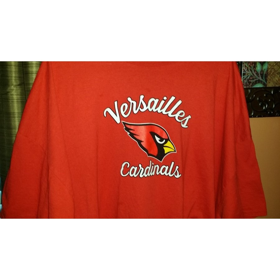 Versailles Shirt - Red